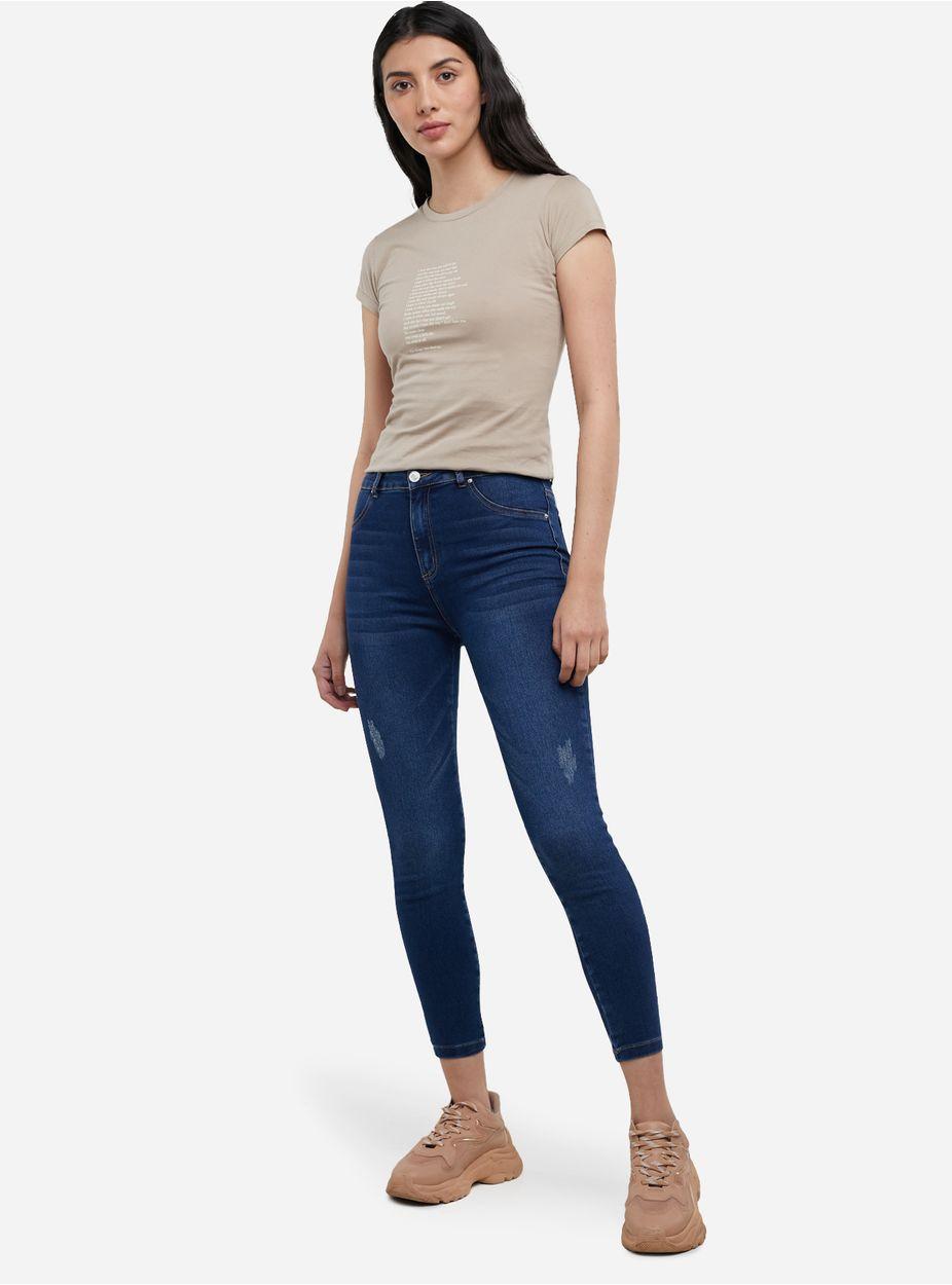 Pantalones Denim Denim Jeans Mujer Modernos Seven Seven